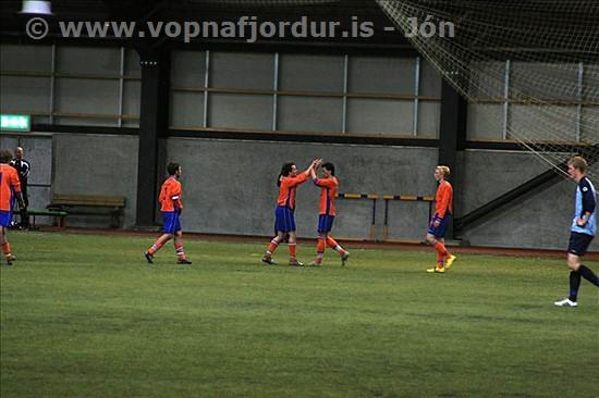 Einherji vann 4 - 2